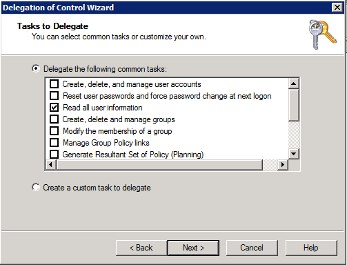 How to Create an ADI Service Account in Active Directory