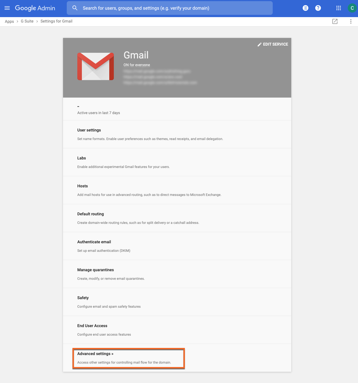 Whitelisting By Header In GSuite/Google Apps – Knowledge Base