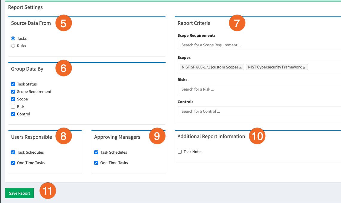 Custom Report Settings PNG
