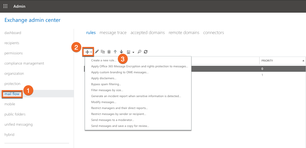 Domain Spoof Prevention in Exchange 2013/2016 & Office 365